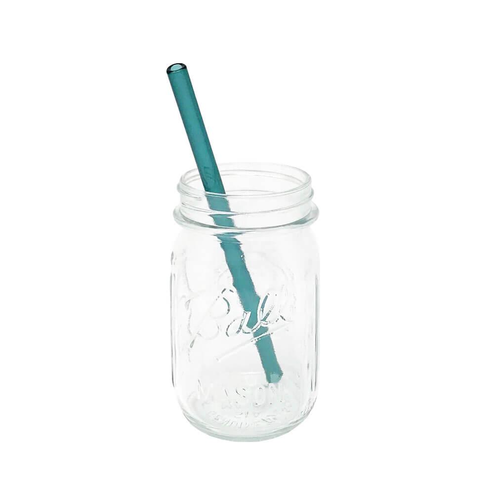 Drykkjarrör STRAWESOME aquamarine