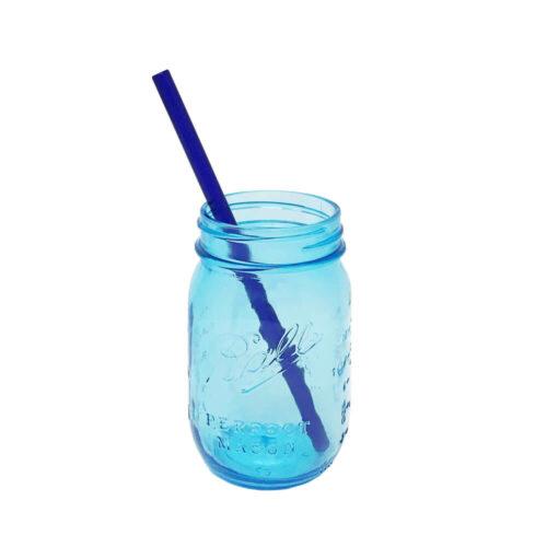 Drykkjarrör STRAWESOME brilliant blue