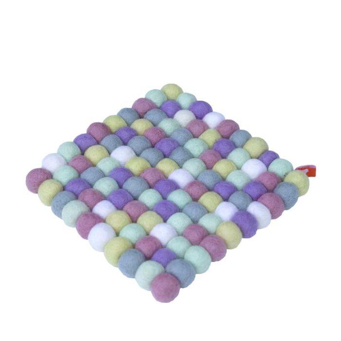 Hitaplatti VILTVANVER pastel mix